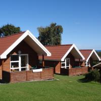 Sandkaas Family Camping & Cottages, hotel i Allinge