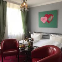 Hotel Krone am Park, Hotel in Bad Kissingen