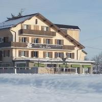 Hôtel Restaurant Le Gai Pinson, hôtel aux Rousses