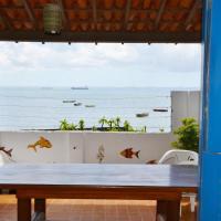 Villa au bord de la plage, hotel in Itaparica Town