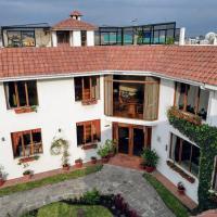 Hotel Rincon Aleman, hotel em Riobamba