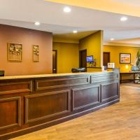 Best Western Paradise Inn, hotel in Savoy