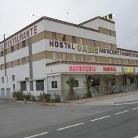 Hostal Oasis, hotel en Fraga