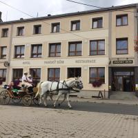 Hotel Panský dům, hotel v destinaci Blovice