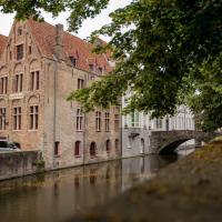 Hotel Ter Brughe, hotelli Bruggessa