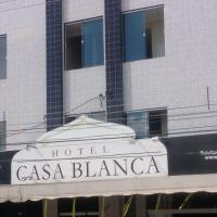 Hotel Casa Blanca, hotel in Mossoró