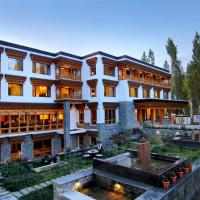The Indus Valley, hotel in Leh