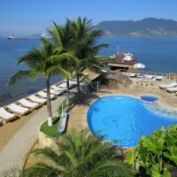 Hotel Mercedes, hotel in Ilhabela