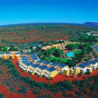 Sails in the Desert, hotel in Ayers Rock