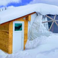 Igloo in the Woods - new, warm and inspiring