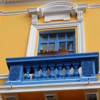 Hostal Café Tiana, hotel em Latacunga