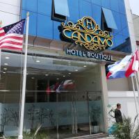Hotel Ayenda Candamo, hotel in Lince, Lima