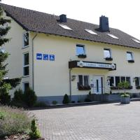Pension-Garni Landhaus Eifelsicht, hotel in Hellenthal