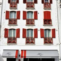 Hotel Colbert, hôtel à Saint-Jean-de-Luz