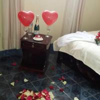 HOSTAL LESLY SALOME, hotel em Tulcán
