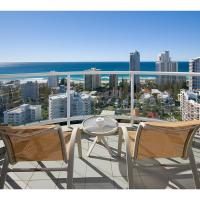 Deluxe Ocean Views, hotel in Surfers Paradise, Gold Coast