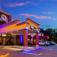 Best Western Inn at Ramsey, hotel in Ramsey