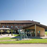 La Sorelle Hôtel Golf et Restaurant, hotel in Villette-sur-ain