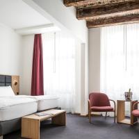 Hotel Basel - urbane Tradition und Moderne: Basel şehrinde bir otel