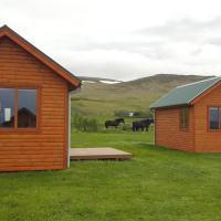 Hvammstangi Cottages, hótel á Hvammstanga