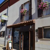 Amanecer en Campos, hotel in Población de Campos