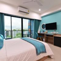 T2 Jomtien Pattaya, hotel in Jomtien Beach