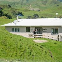 Mahaanui Quarters Farmstay, hotel in Tiniroto