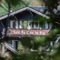 Au Coin Du Feu, hotel in Megève