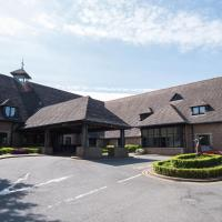 Kettering Park Hotel and Spa, hotel in Kettering