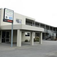 Hawera Central Motor Lodge, hotel in Hawera