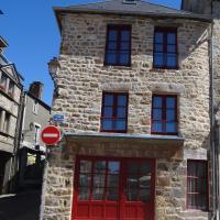 Gite St Julien, hotel in Domfront