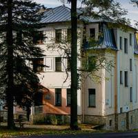 Lázeňský dům Praha, hôtel à Lázně Kynžvart