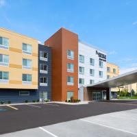 Fairfield Inn & Suites by Marriott Lexington East/I-75, hotel in Lexington