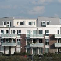 FeWo de Lark, hotel in Dorum-Neufeld