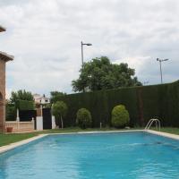 Villa Marín, hotel in Suspiro del Moro