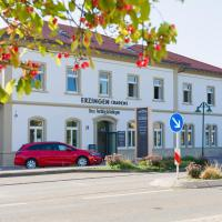 Bahnhof-Erzingen, hotel, coffee & more, hotel in Erzingen