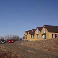 Julia's Guesthouse B&B, hótel á Hnaus