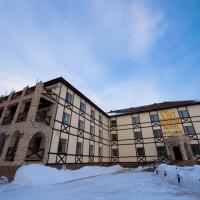 Konfor Hotel Burabay, отель в Боровом