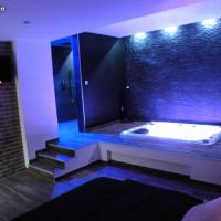 chambre romantique avec spa privatif