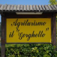 "Agriturismo ""il gorghetto"", hotell i Sassoferrato"