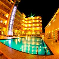 Seascape Hotel, отель в городе Дар-эс-Салам
