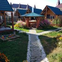 Уютный Дворик, отель в Горячинске
