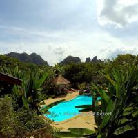 Khao Sok Morning Mist Resort, hotel in Khao Sok National Park