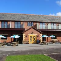 Riverside Park & Country Club, hotel in South Molton