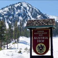 Austria Hof Lodge, hotel in Mammoth Lakes