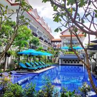 Khmer Mansion Residence, hôtel à Siem Reap