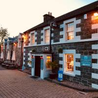 The Crees Inn, hotel in Abernethy
