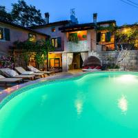 Authentic House Villa Albazora in Central Istria, hotel i Žminj