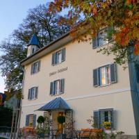 Doktorschlössl, Hotel im Viertel Aigen, Salzburg
