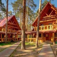 Дом Отдыха ВКС-Кантри, отель в Сосновом Бору